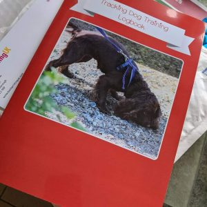 Dog Tracking Log Book